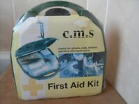 Unwrapped First Aid Kit For Sale - £5