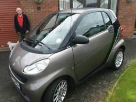 2010 Smart car fortwo pulse cdi auto