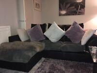 Grey Corner Suite Great Condition