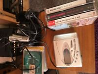 Sharp MD-SR75 minidisc player recorder