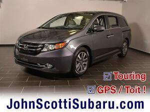 2015 Honda Odyssey TOURING RES DVD GPS