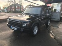 Land Rover Discovery 2 TD5 ES Auto Black