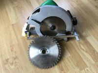 Hitachi C9U Circular Saw 110v