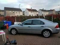 Ford mondeo tdci swap