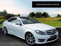 Mercedes-Benz C Class C250 CDI AMG SPORT EDITION PREMIUM PLUS (white) 2014-08-08