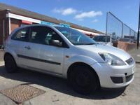 2007 FORD FIESTA STYLE CLIMATE 1.2 3 DOOR HATCH BACK MOT 1ST DECEMBER 2018