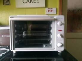 Home-tek HT459 Combination Rotisserie Oven