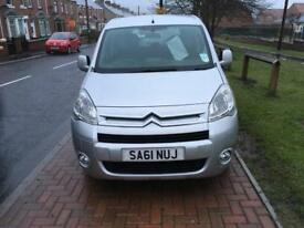 2011 Citroen Berlingo multispace 5 seats, silver
