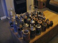 35 Collectable Beer Steins