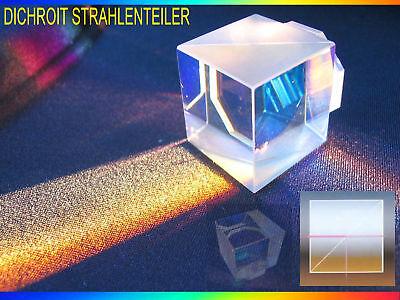 DICHROIT STRAHLTEILER    34.0 x 34.0 MM   HQO + AR