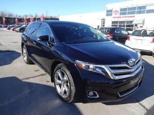 2016 Toyota Venza V6 AWD LIMITED CUIR GPS FULL WARRANTY 10/13/20