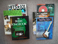 Music & Tutor Books for Guitar