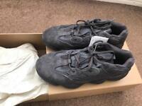 Yeezy 500 Black size uk10.5