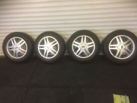 Ford Focus mk1 zetec alloys