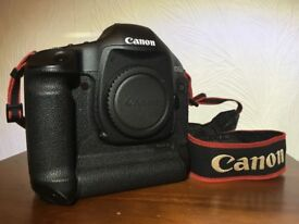 Canon 1D mark III in excellent condition!