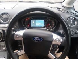 Ford S Max, leather, full service history, long mot
