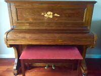Upright Brinsmead Refurbished Piano
