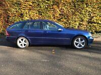 Mercedes C180 Estate Auto