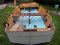 seahopper folding dinghy
