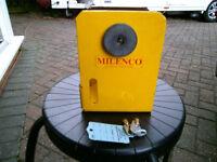 Milenco Super Heavy Duty Winterhoff WS3000 Hitchlock