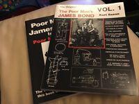 The Poor mans James Bond volumes 1 & 2