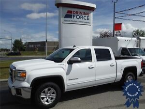 2014 GMC Sierra 1500 SLE Crew 4x4 - Backup Cam - Remote Start