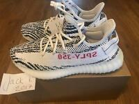 Adidas YEEZY Boost 350 zebra UK8