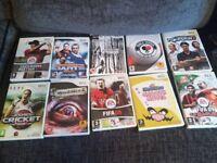 Wii Games.