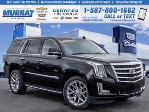2016 Cadillac Escalade Luxury**Low kms!  Loaded!**