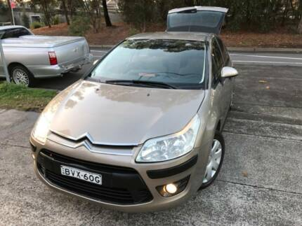 MY10 DIESEL TURBO 2009 Citroen C4 HDi Auto D4D LOW KS LONG REGO
