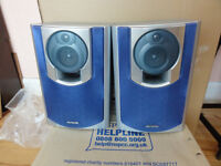 2 Pairs of Speakers in good working order give away price Be quick