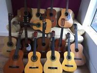Job Lot guitars fender squire fender amp eko encore hohner acoustic electric