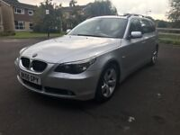 2006 Bmw 520d se Auto Estate Fsh Panoramic Roof