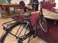 Bike for sale - excellent condition. Claud Hyde Park bike