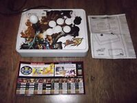 Street Fighter 4 Arcade Stickfor PS3 (can also work on a PS4 and PC)
