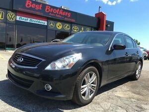 2013 Infiniti G37 Sport AWD - Leather, Navigation