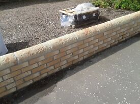 Wall Copings - Coping Stones - £100