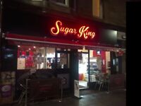 LEASE FOR SALE - POA - With full hot food consent (class 3) Restaurant and Takeaway