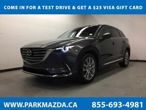 2016 Mazda CX-9 GT AWD - Bluetooth, NAV, Backup Cam, Heated/Leat