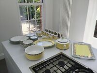 Villeroy & Boch Twisted Alea crockery set