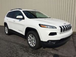 2017 Jeep Cherokee North +Temps Froid, Hitch+