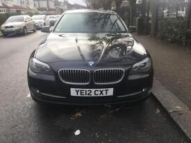 2012 BMW 520d Efficient Dynamics Big Screen Xenon