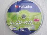 12 CD-RW