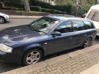 Audi A6 1.9tdi 2002