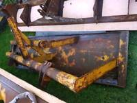 3 point linkage snowplough for tractor / forklift £300