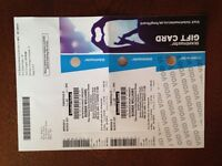 2 X SEATED ROBBIE WILLIAM TICKETS FOR TONIGHT IN LONDON