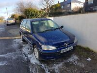 Peugeot for sale open to offers need gone as leaving country