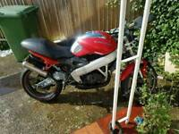 Cagiva planet 125cc not mito , supercity etc will swap for supermoto on road or a motcross bike