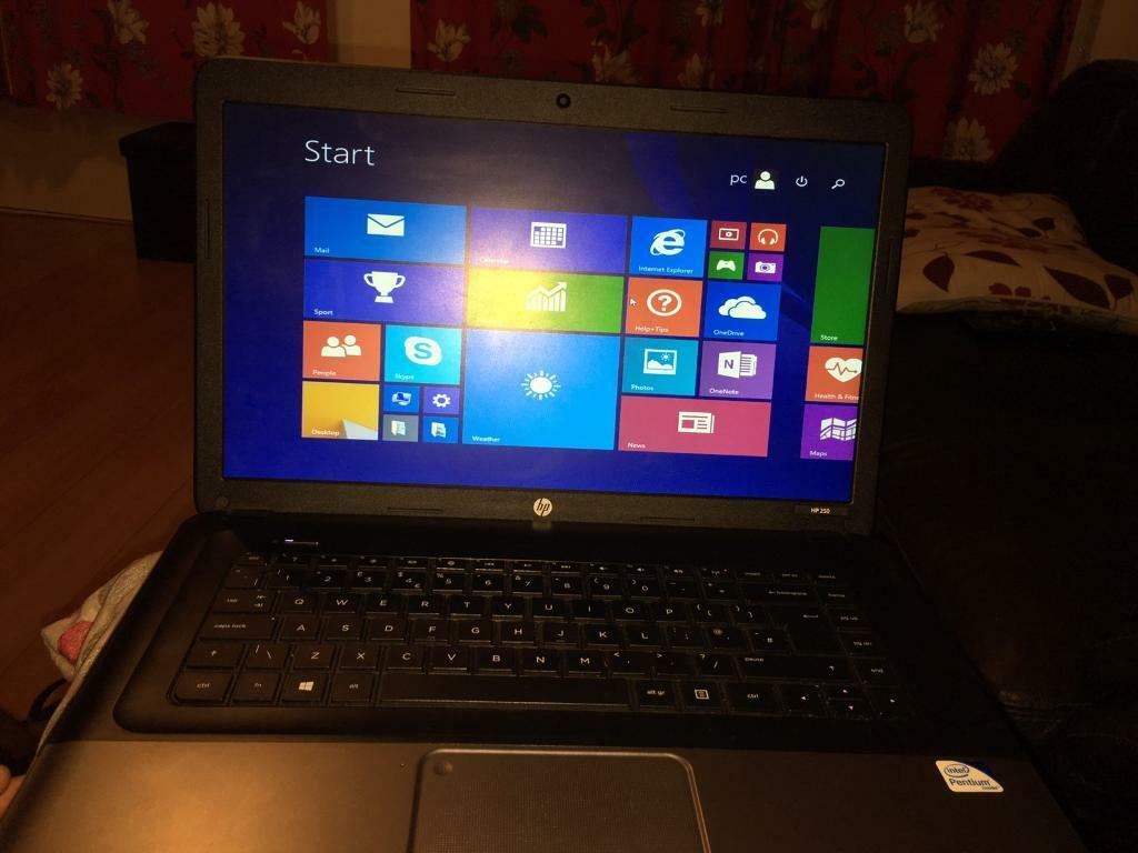 Hp Laptop Windows 8.1in Whitechapel, LondonGumtree - Hp Laptop Windows 8.1Excellent condition Had it for 4 months Got a iMac so selling for cheap Very fast and good laptop with webcamComes with laptop bag and charger and mouse
