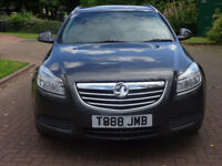 VAUXHALL INSIGNIA 2.0 EXCLUSIV CDT 5d AUTO 158 BHP SERVICE RECORD++ CLIMATE CONTROL++